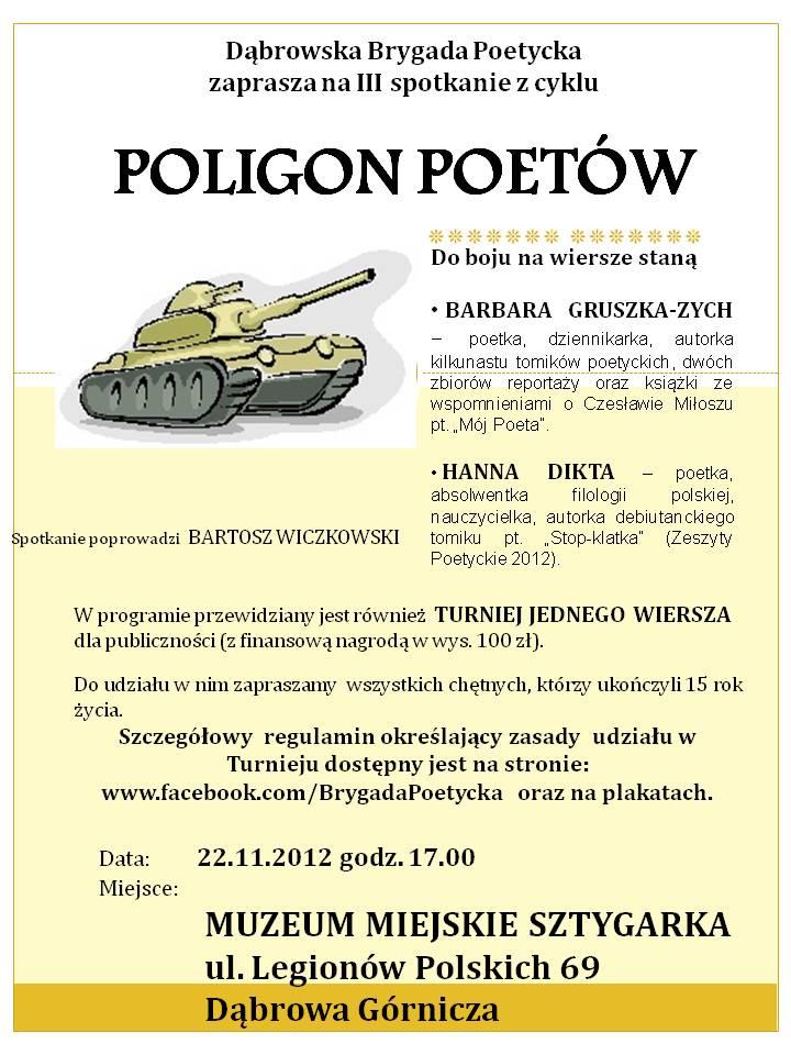 3 poligon poetow