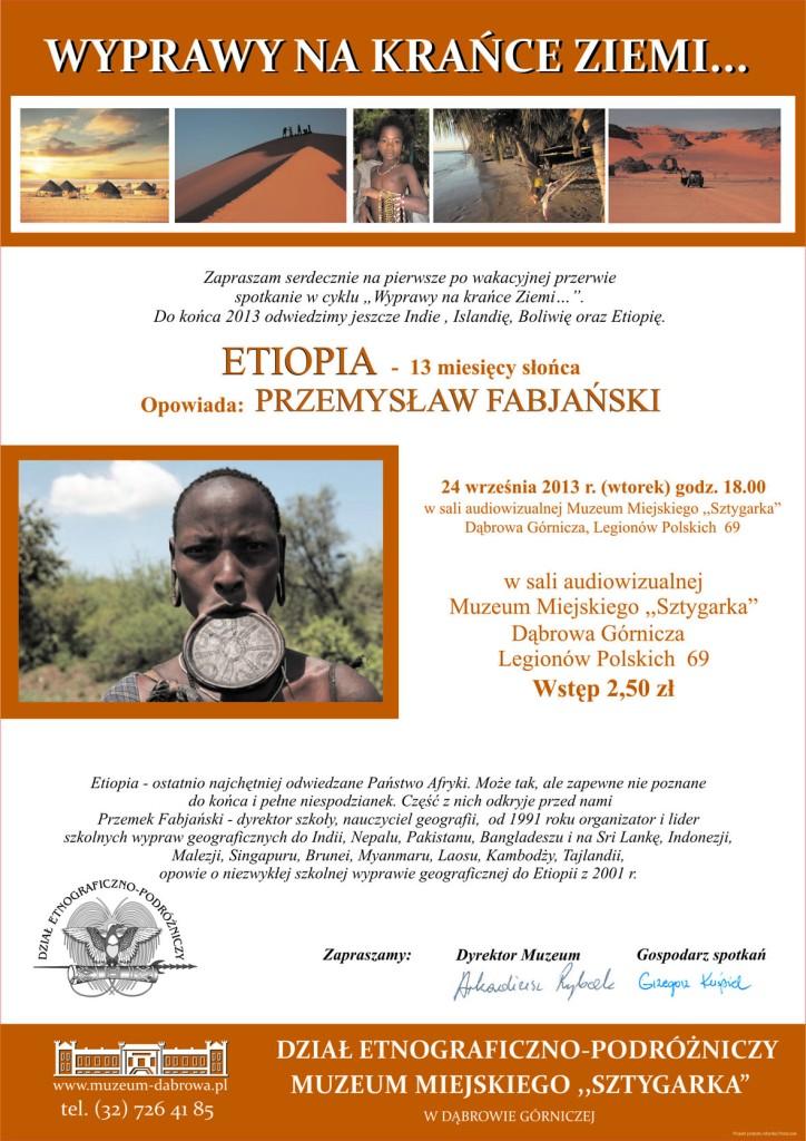 PLAKAT ETIOPIA