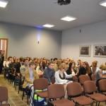 spotkanie mlodziezy dabrowskich liceow wsali_audiowizualnej muzeum miejskiego sztygarka wc