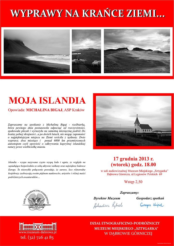 ISLANDIA 2 plakat