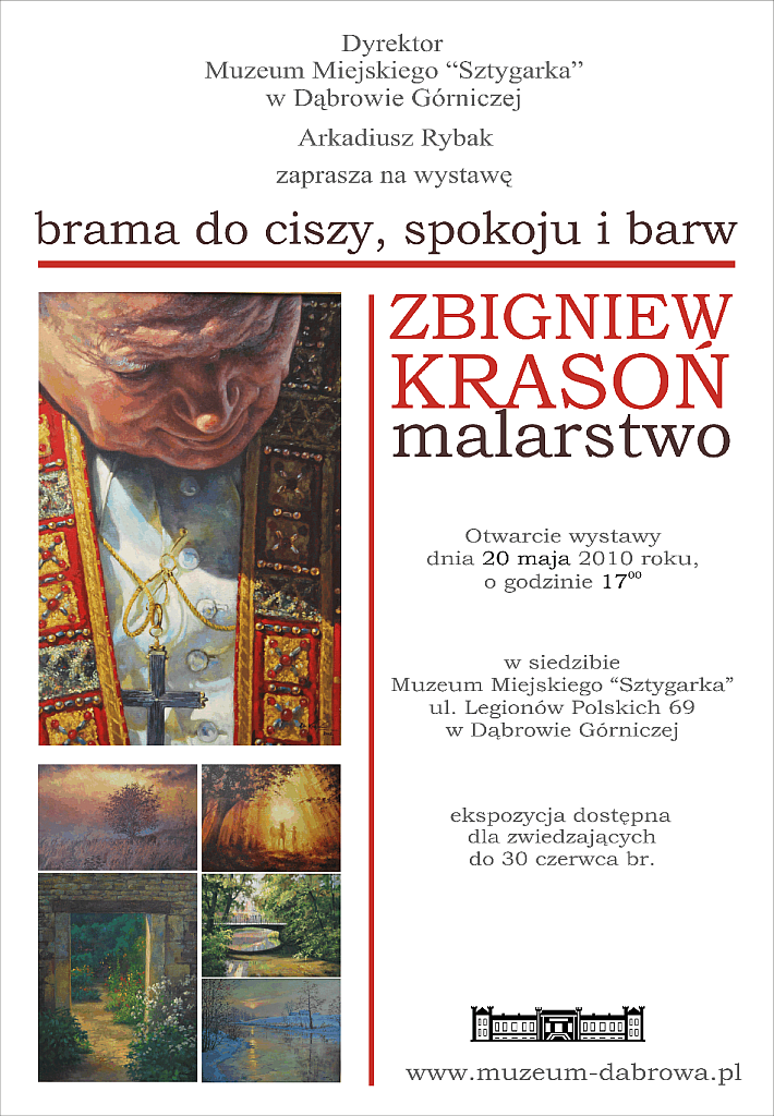 plakat Krasoń
