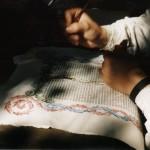 Festyn archeologiczny wBiskupinie 2001