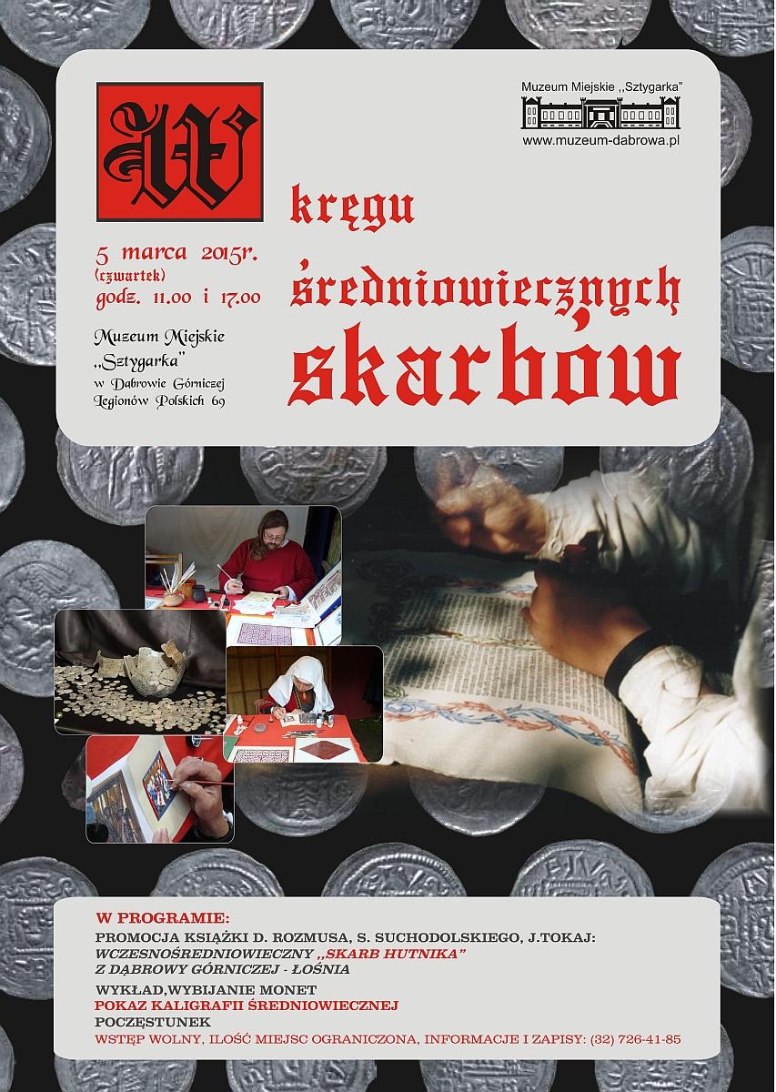 plakat promocja Skarb Hutnika