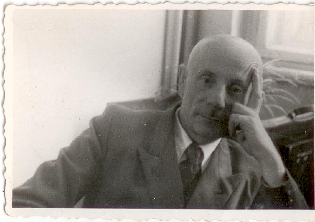 Antoni Zieba Wroclaw czerwiec 1948
