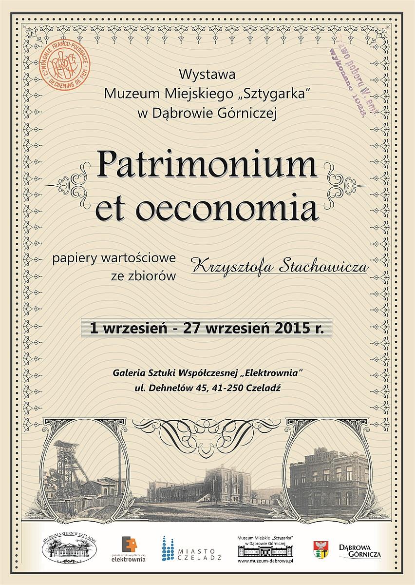 PLAKAT patrimonium czeladz