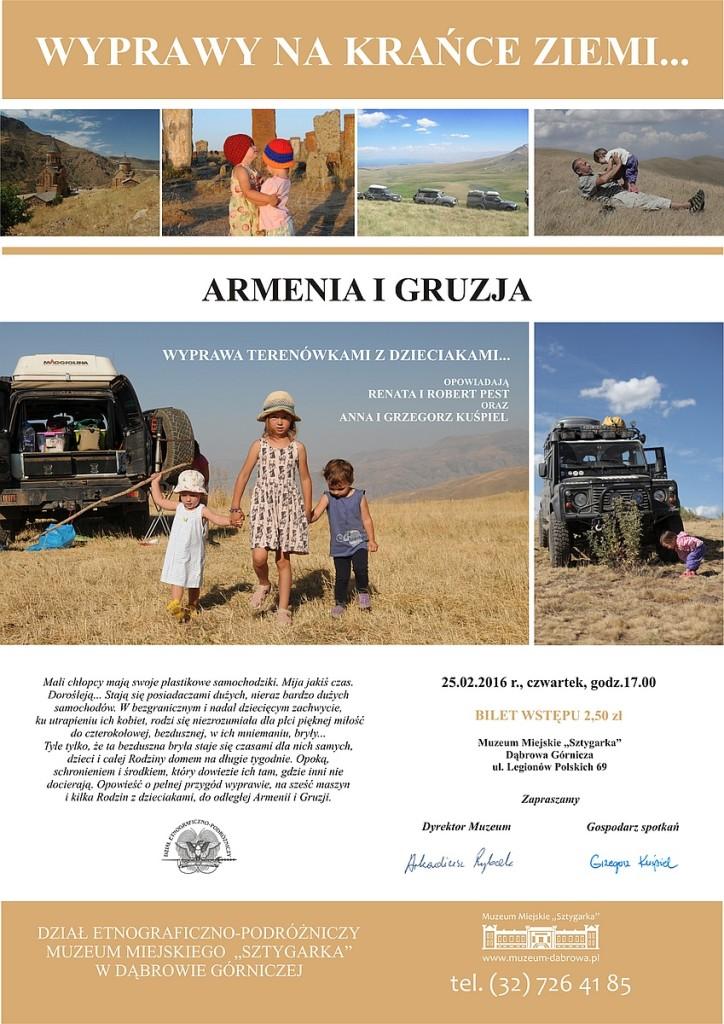 plakat armenia