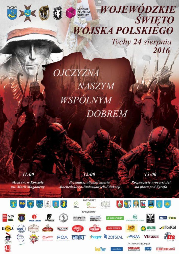 swieto wojska polskiego 2016